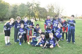 Coed Flag Football League Boys Flag Football Abraham Lincoln Elementary