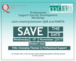 Save The Date Emails Professional Support Faculty Development Workshop U2013 Save The Date