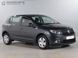 renault dacia 2015 used dacia sandero diesel for sale motors co uk