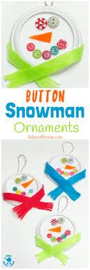 snowman ornaments craft room