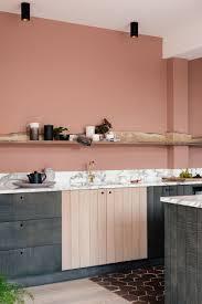 kitchen design cheshire rough sawn english beech cupboards arabescato marble worktops