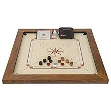 What Is The Standard Size Of A Pool Table Amazon Com Carrom Game Board Large Checkers Games Sports