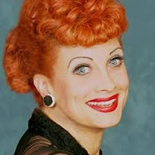 lucille ball book the best lucille ball impersonators