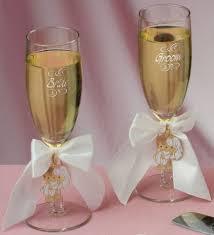 precious moments bride groom toasting glasses