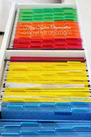 this idea makes my heart sing home office file organization