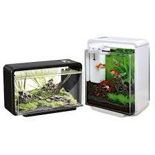 Home Aquarium by Superfish 25 Litres Home Aquarium Fish Tank Kit With Led Lights