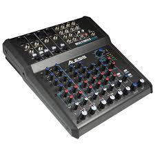 Best Buy Desk Top Alexis Multimix 8 Channel Desktop Mixer Cd Turntables U0026 Dj