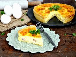 cuisine quiche lorraine recipe the national dish of quiche lorraine