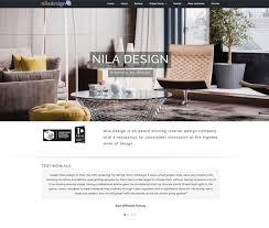 Award Winning Interior Design Websites by Sabi Koz Artist Website Creativeye Design