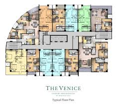 typical floor plan the venice typical floor plan u2013 global city mckinley hills and