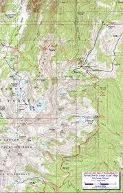Map Of Boise Idaho Seven Devils Loop Hells Canyon National Rec Area Idaho Free
