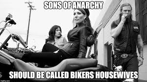 Soa Meme - sons of anarchy imgflip