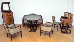 ensemble de meubles u0027art nouveau u0027 alfred grenander art