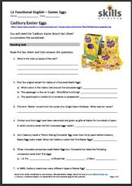 cadbury easter eggs skills workshop