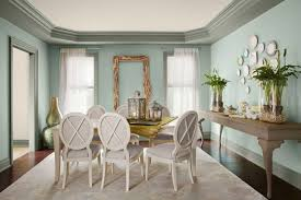 Dining Room Wall Paint Ideas Dining Room Paint Colors Furniture Brown Lacquered Wood Chair