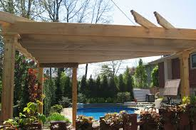 pergola design amazing trellis roof white metal pergola open