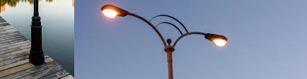 utility pole light fixtures dynapole manufacturer of steel and aluminum lighting poles dynapole