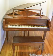 baldwin usa baby grand piano 5 u0027 2
