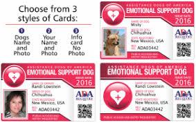 doctor prescription letter emotional support dog service dog