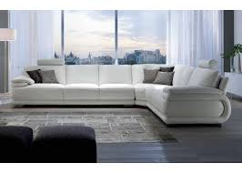 Chateau D Ax Leather Sofa Dax Atlantic Leather Sectional