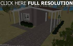 House Shop Plans Free Ranch Style House Plans With 2 Bedrooms Floor Plan Home Carp