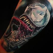 10 epic u0026 badass marvel supervillain tattoos tattoodo