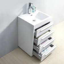 Home Depot Bathroom Vanities 24 Inch Vanities Lowes White Single Vanity Ashen White Undermount Single