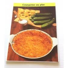fiches cuisine fiche cuisine vintage rétro par m courgettes au plat