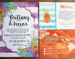 hawaiian themed wedding invitations hawaiian wedding invitations wedding corners