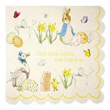 Easter Party Decorations Uk by Meri Meri Peter Rabbit Easter Egg Hunt Kit Putti Canada Putti