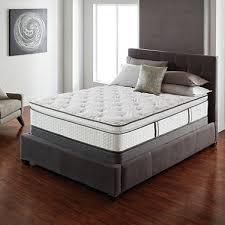 serta lux suite pillowtop queen mattress set sam u0027s club
