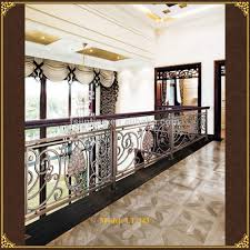 Banister Safety Black Stair Railing Outdoor Black Stair Railing Outdoor Suppliers