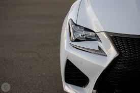 2016 lexus rc f quarter mile 2016 lexus rc f u2022 carfanatics blog