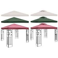 walmart patio gazebo outdoor ozark trail canopy patio tents gazebo canopy walmart