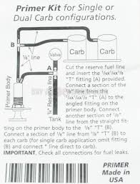 fuel primer kit install question ugh pwc forum the best hang