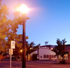 leds to take over boise streetlights is the light too bright