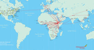 Ethiopia Map Africa by Flight Africa Blog Ethiopian Airlines International Route Map 2011