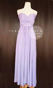 lilac dresses for weddings maxi lilac bridesmaid dress convertible dress infinity dress