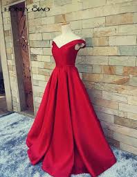 amazon com honey qiao burgundy off the shoulder prom dresses long