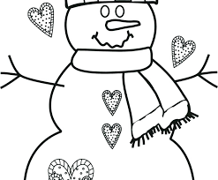 coloring page snowman family snowman family coloring pages and exciting family coloring pages