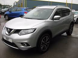 used nissan x trail finance used universal silver metallic nissan x trail for sale lincolnshire