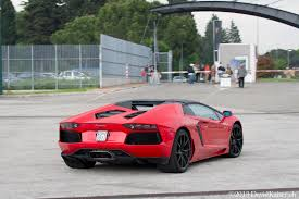 Lamborghini Aventador Convertible - gallery lamborghinis doing vip laps at misano circuit gtspirit