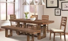 rustic dining room tables barclaydouglas