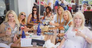 blue martini waitress restaurants in marbella bar and fine dining at la sala puerto banus