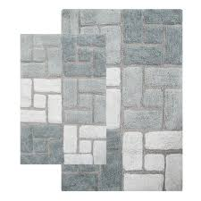 Cheap Rug Sets Amazon Com Chesapeake Merchandising Berkeley 2 Piece Bath Rug Set
