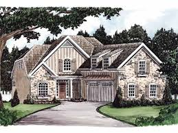 front garage house plans eplans cottage house plan dutch colonial home 1639 square feet