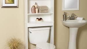 small bathroom storage ideas over toilet white hairy rug bath
