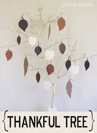a thankful tree that is so inexpensive to make would