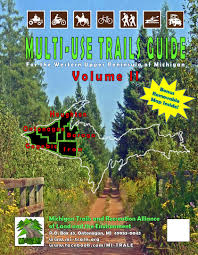 Michigan Trail Maps by Mi Trale Atv Multi Use And Horse Trails In The Western U P Of Mi