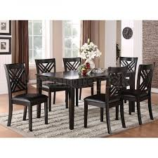 the dining room brooklyn seven piece dining room set